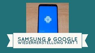Google Datensicherung Teil1 Backup ; Ich teste es für euch!