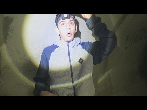 EXPLORING THE HAUNTED TUNNEL (HOLY SH*T)