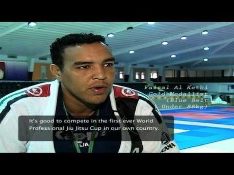 Tales of the Emirates - UAE Jiu Jitsu World Cup - A Nomad Video Production