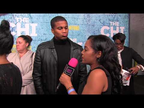 Christine Alexis Talks Showtime's The Chi with Cory Hardrict