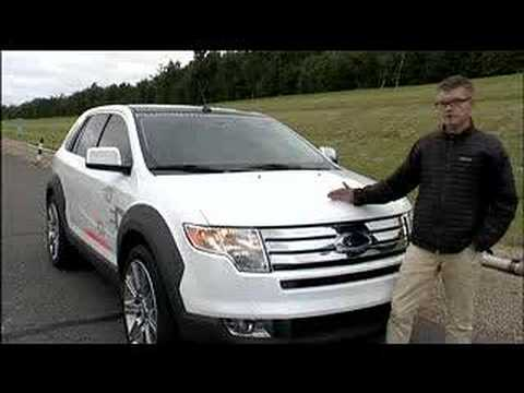 Ford Hybrid Hydrogen Vehicle