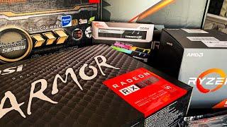 600€ GAMING PC build