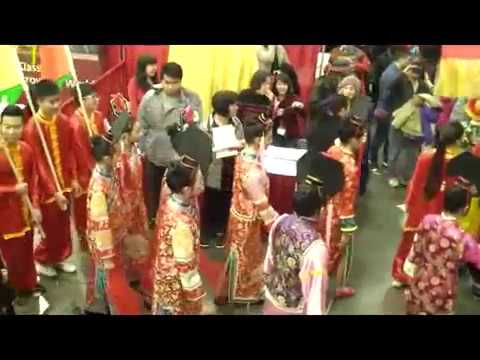 Portland Chinese Times (PCTTVonline)-2017 CNYF Emperor Parade