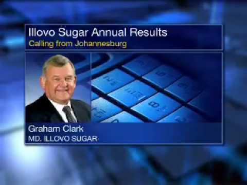 Illovo Sugar Results with MD Graham Clark