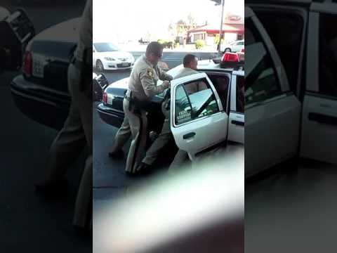 Rapper (Lil Romeo ) Yells I WANT MY F***ING DADDY While Being Arrested In Las Vegas
