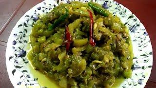 Chichinger ak oshadharon recipe - Chichinge chechki Recipe| osadharon shad