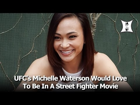 UFC's Michelle Waterson Talks Namajunas, Beating Paige VanZant + Signing With WME