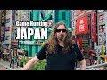 Metal Jesus In JAPAN - Game Hunting In Osaka, Kyoto & Tokyo (Part2)