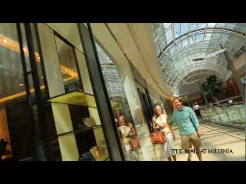 Mall at Millenia Web Video