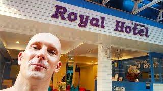Royal Hotel Review 4K Pattaya Thailand