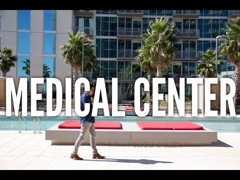 Houston Apartment Tour 002 - Medical Center - Apartments of Houston Vlog
