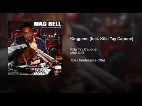 Kingpens feat  Killa Tay Capone