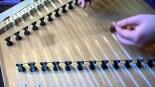 Spanische Hackbrettmusik - Sonate VIII; 2. Satz Adagio - Baroque