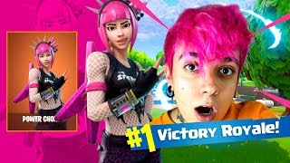 WE FOUND MIKE'S SKIN AT THE FORTNITE! (SECRET?) ❗❗