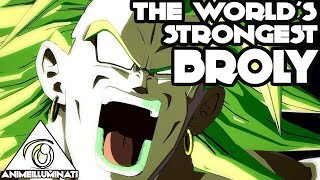 [#DBFZ] The World's Strongest BROLY - Verdane vs Yasai