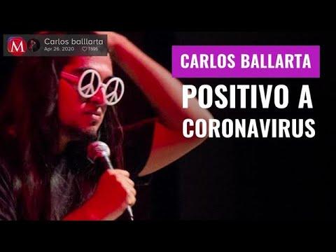 Carlos Ballarta da positivo a prueba de coronavirus