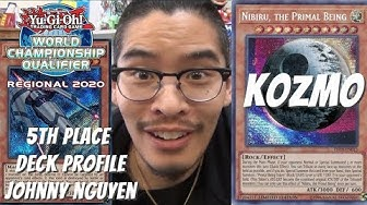 Yugioh February 2020 Lenexa, KS Regional 5th Place Deck Profile - Kozmo - Johnny Nguyen