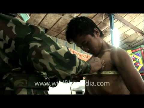 BMI calculation for Indian Army aspirants, Aizawl Travel Video