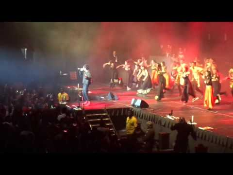 Anirudh Live in Toronto (Vedhalam)