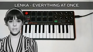 Lenka - Everthing At Once | Cover by Daniel Victor