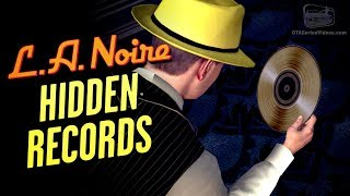 LA Noire Remaster - Golden Records Locations [You Found My Tune! Trophy / Achievement]