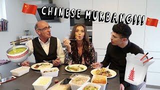 MUKBANG CHINEES ETEN MET VADER & FRED! | Laura Ponticorvo