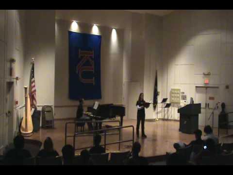 Adria Butler & Justin Stowell: KU School of Medici...