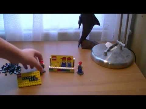 Lego set review desk business card holder 850425 youtube lego set review desk business card holder 850425 reheart