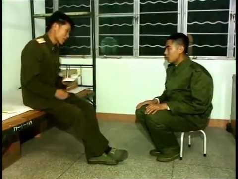 Hong Kong Garrison  The Making of a Soldier Chinese Documentary