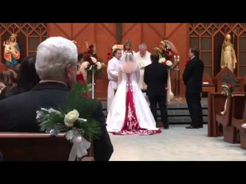 Kelly And James Wedding