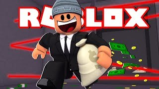 ROBLOX-The CRIME BOSS STEALING the CITY (Jailbreak)