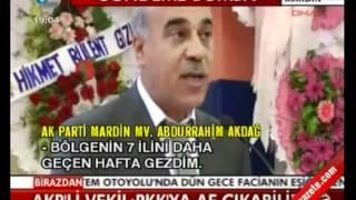 AKP PKKya Genel Af Getiriyor. Vekil: PKKlılar Siyasete Girebilir. AKP-PKK Müzakeresi Devam