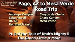 Page to Mesa Verde- Travel Guide