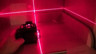 Новый лазерный уровень (нивелир) ADA CUBE 2-360(Новый лазерный нивелир ADA CUBE 2-360. Две перпендикулярные лазерные плоскости 360 градусов. Больше не надо вращат..., 2015-04-28T07:50:42.000Z)