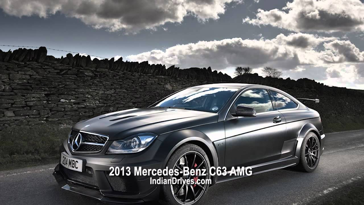 2013 mercedes benz c63 amg coupe black series youtube. Black Bedroom Furniture Sets. Home Design Ideas