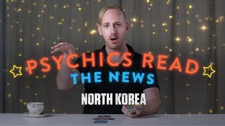 Psychics Read the News - Nuclear Threat