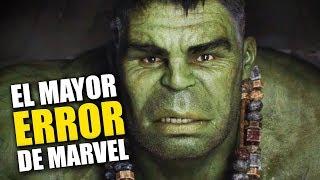 ¡GRAN ERROR! ¿Marvel se dio cuenta que HULK tiene más de 2500 años?
