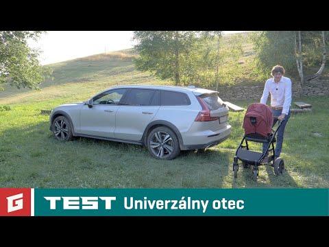 Volvo V60 Cross Country D4 - TEST - GARÁŽ.TV