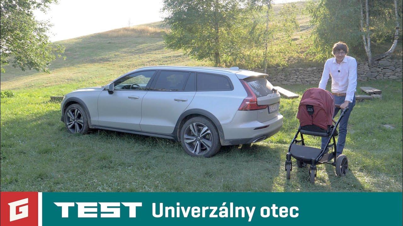 Volvo V60 Cross Country D4 - TEST - GARÁŽ.TV - YouTube