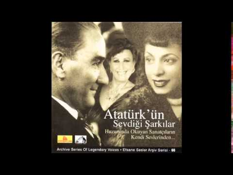 Atatürk'ün Sevdiği Şarkılar - Asker Yolu Beklerim - Müzeyyen Senar