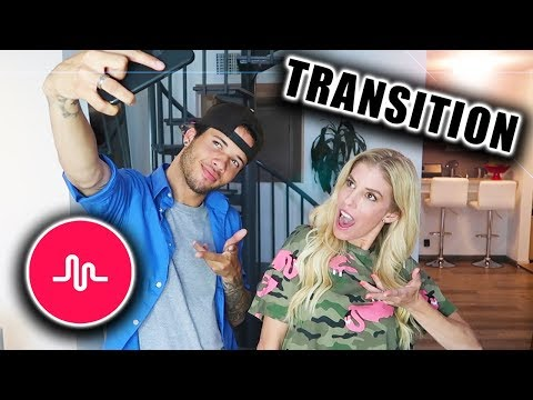 Learn How To Make Amazing And Perfect Musical.ly Transitions