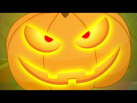 Download There is scary Pumpkin | Scary Nursery Rhymes For Kids | Children's Song Images
