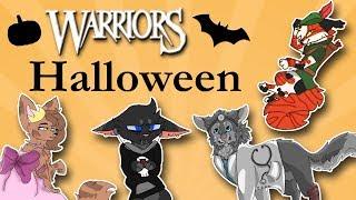 Warrior Cats Halloween Dress Up! | Warrior Cats Challenge #3