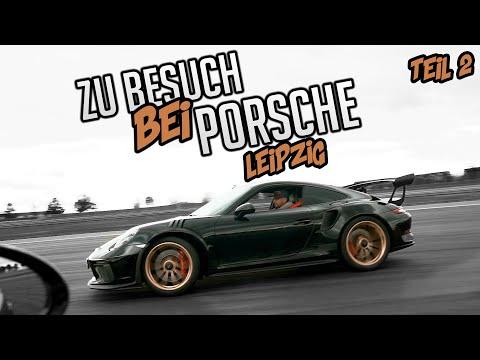 JP Performance - Zu Besuch bei Porsche Leipzig | Teil 2