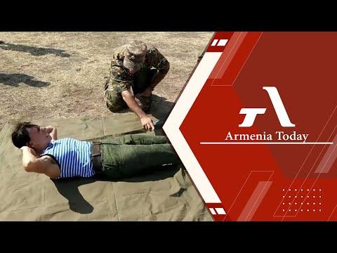 Ինչպե՞ս է անցնում АрМИ 2021-ը Հայաստանում