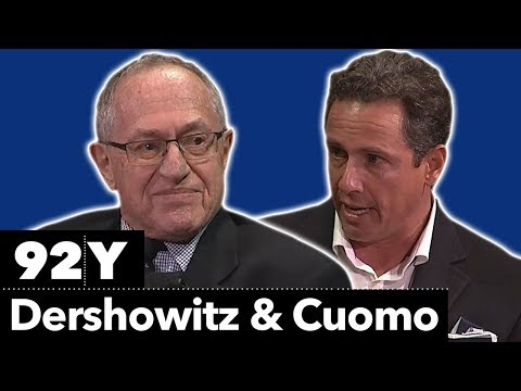 Alan Dershowitz With Chris Cuomo On President Trump And The State Of Civil Discourse