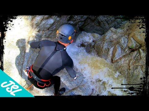 What is Canyoneering??