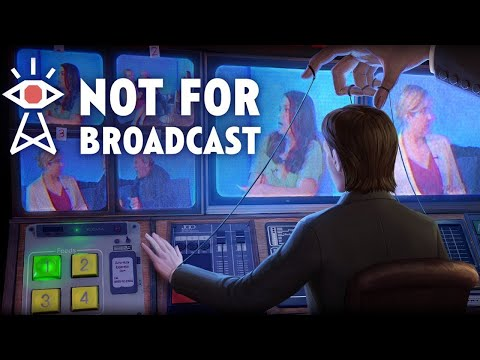 Not for Broadcast: Prologue, but I don't know what is for broadcast
