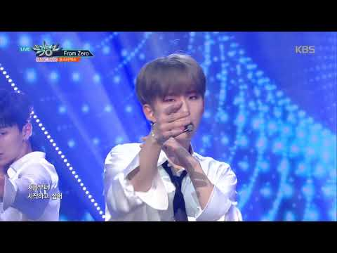 뮤직뱅크 Music Bank  From Zero  몬스타엑스 From Zero  MONSTA X20171110