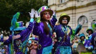 Carnavales en la República de los Niños